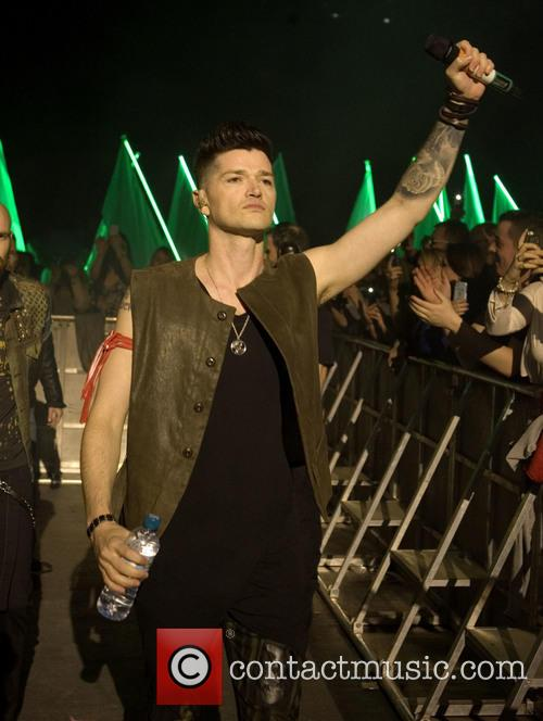 The Script and Danny O'donoghue 2