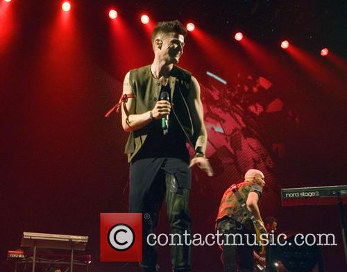 The Script and Danny O'donoghue 4