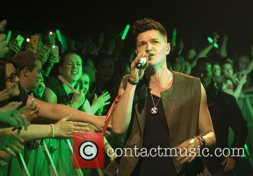 The Script and Danny O'donoghue 9