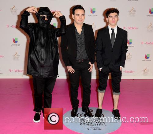 Erick Rincon, Sergio Zavala, Alberto Presenda and 3ball Mty 4