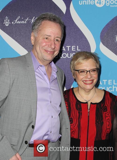 Anthony Melikhov and Dr. Leslie Morrison Faerstien 1