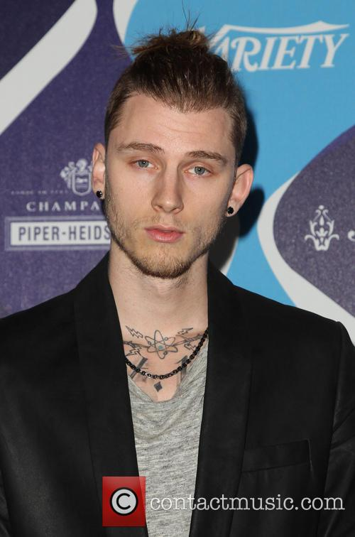 Machine Gun Kelly 4