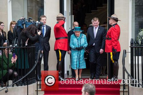 The Queen and The Duke Of Edinburgh 9