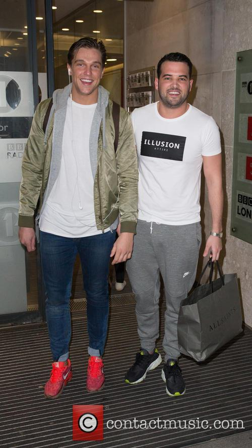 Ricky Rayment and Lewis Bloor 5