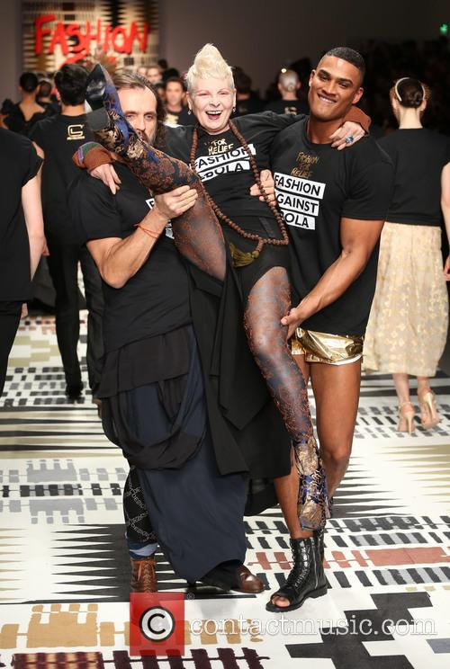 Andreas Kronthaler and Vivienne Westwood 3