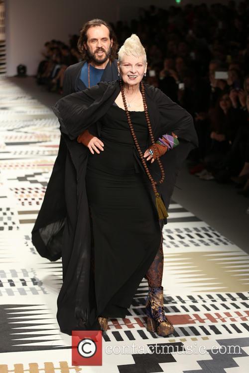 Andreas Kronthaler and Vivienne Westwood 1