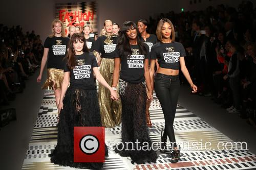 Annabelle Neilson, Naomi Campbell and Jourdan Dunn 3