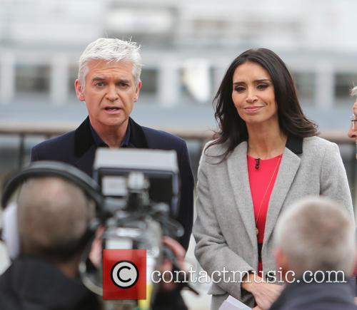 Christine Bleakley and Philip Schofield 3