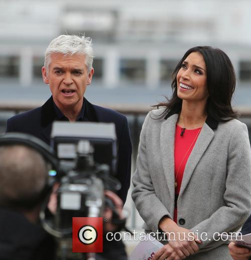 Christine Bleakley and Philip Schofield 4