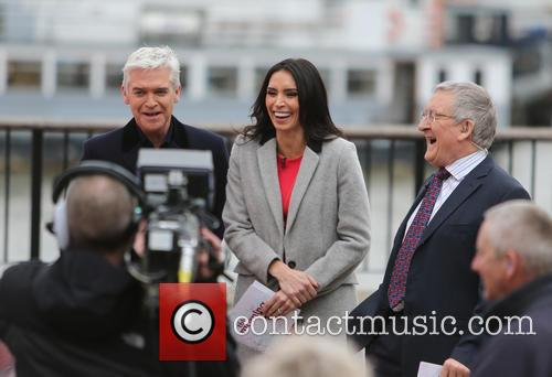 Christine Bleakley and Philip Schofield 5