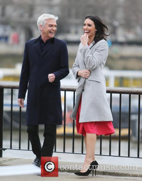 Christine Bleakley and Philip Schofield 6
