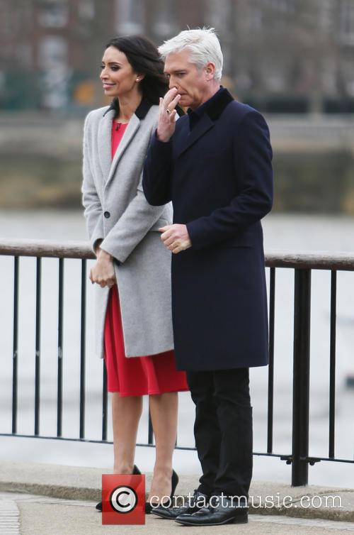 Christine Bleakley and Philip Schofield 10