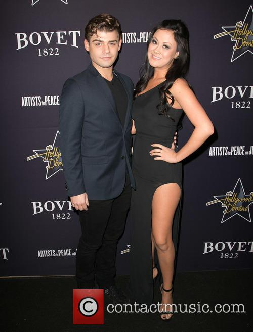 Garrett Clayton and Guest 4