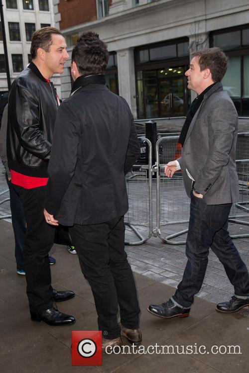 David Walliams, Anthony Mcpartlin, Ant, Declan Donnelly and Dec 1