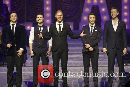 'Britain's Got Talent' winners Collabro headline at the...