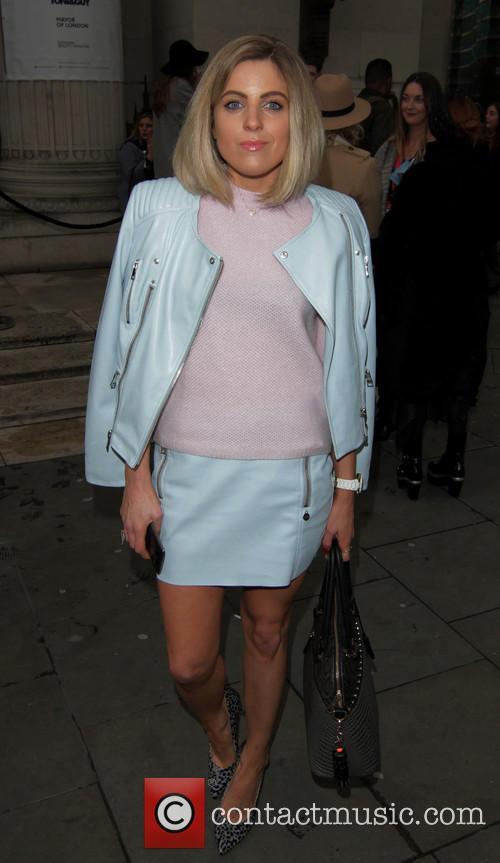 London Fashion Week AW15 - Jamie Wei Huang...