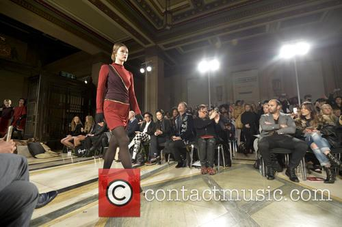London Fashion Week A, W, Ashley Isham and Catwalk 2