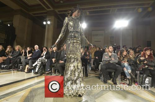 London Fashion Week A, W, Ashley Isham and Catwalk 3