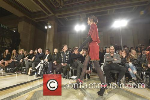 London Fashion Week A, W, Ashley Isham and Catwalk 5