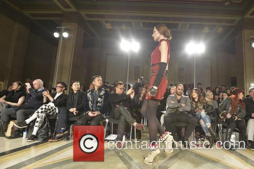 London Fashion Week A, W, Ashley Isham and Catwalk 6