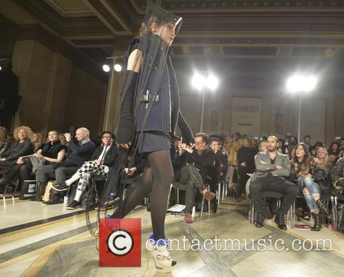 London Fashion Week A, W, Ashley Isham and Catwalk 9