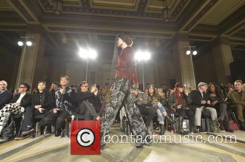 London Fashion Week A, W, Ashley Isham and Catwalk 10