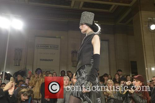 London Fashion Week A, W, Ashley Isham and Catwalk 11