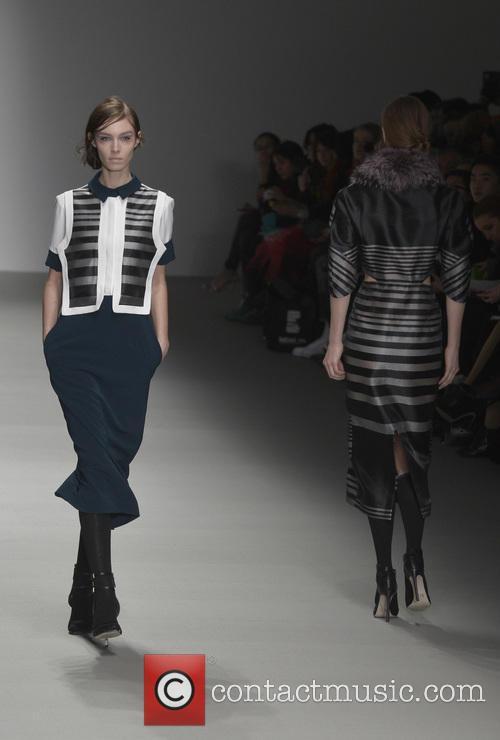 London Fashion Week A, W, Jean-pierre Braganza and Catwalk 4