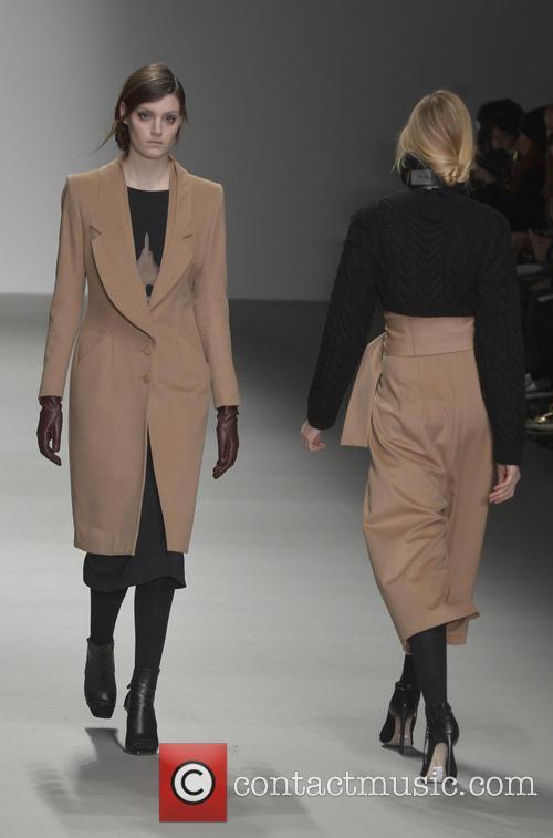 London Fashion Week A, W, Jean-pierre Braganza and Catwalk 10