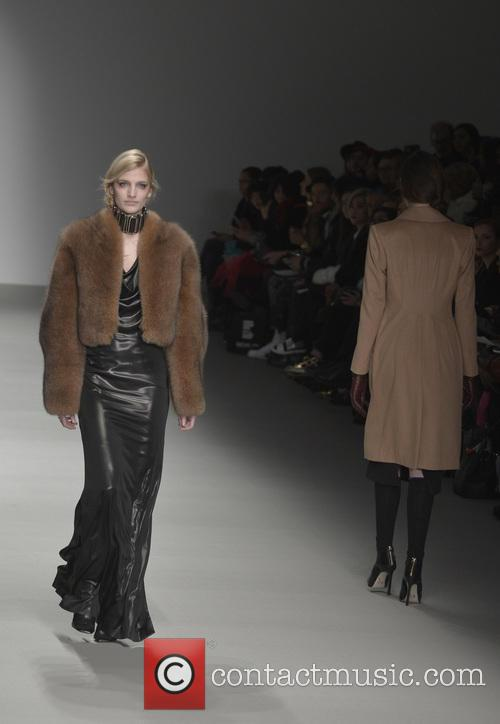 London Fashion Week A, W, Jean-pierre Braganza and Catwalk 11