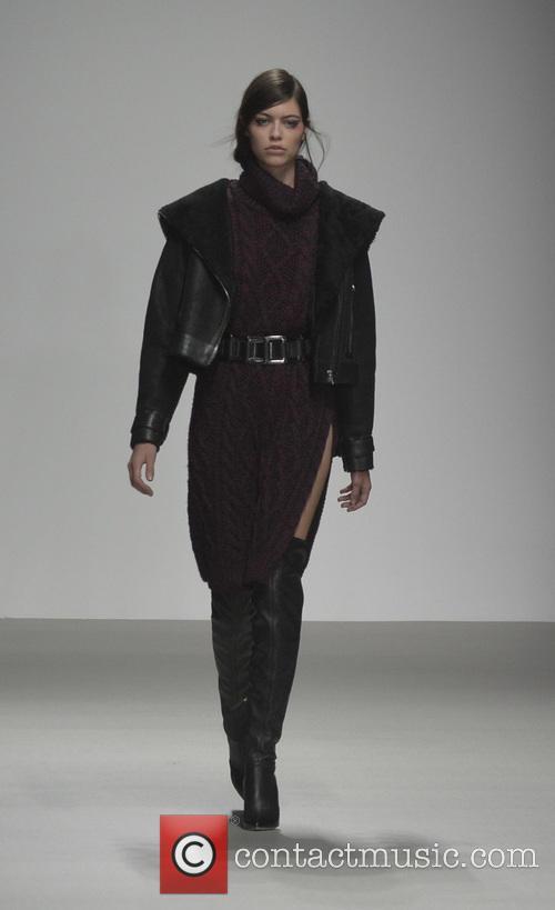 London Fashion Week A, W, Jean-pierre Braganza and Catwalk 1