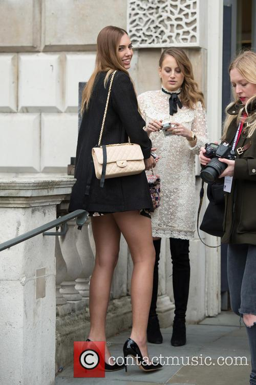 Amber Le Bon and Rosie Fortescue 2