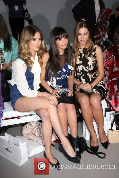 Jade Williams, Sunday Girl, Zara Martin and Amber Le Bon 2