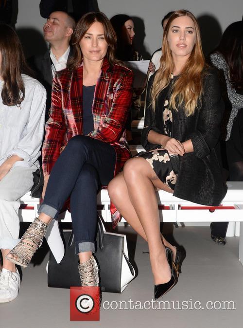 Yasmin Lebon and Amber Lebon 3
