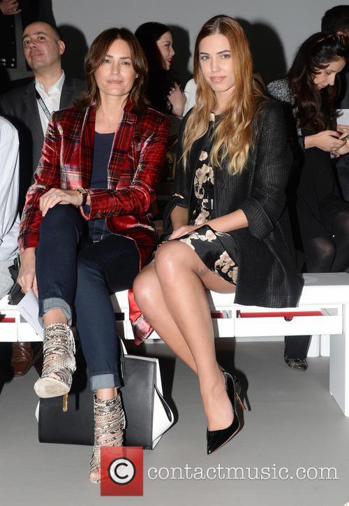 Yasmin Lebon and Amber Lebon 1
