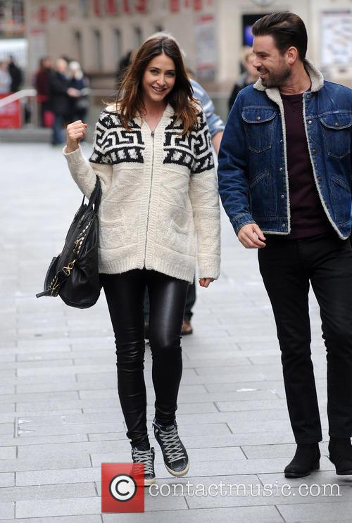 Lisa Snowdon and Dave Berry 3