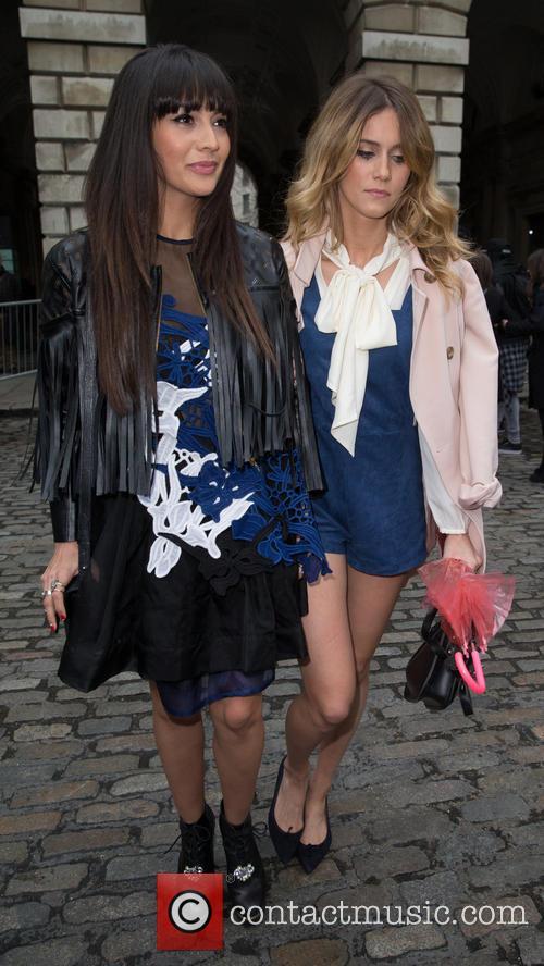 Zara Martin and Jade Williams 2