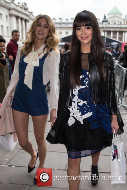 Zara Martin and Jade Williams 6