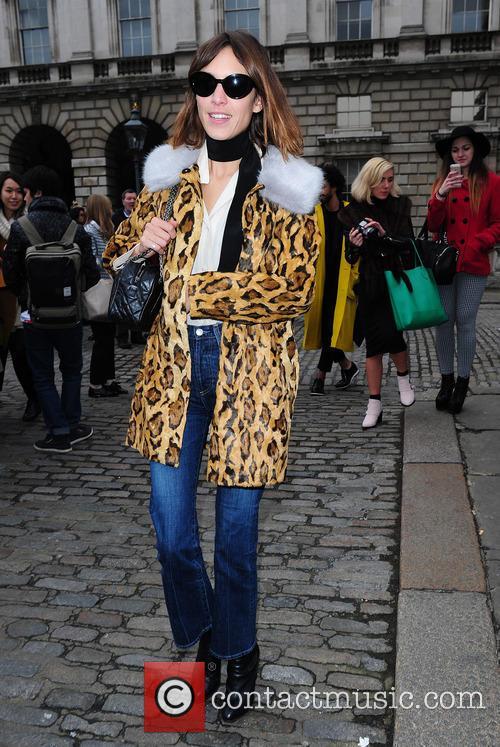 London Fashion Week Somerset House