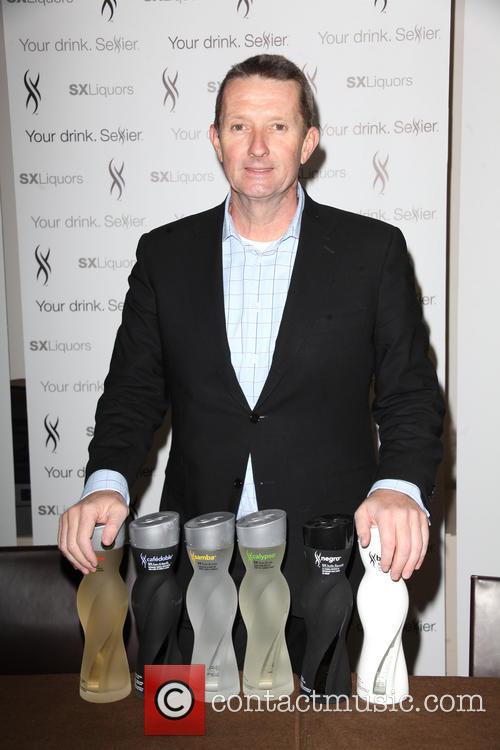 Trey Songz, David Knight and Ceo & Co-founder Of Sx Liquors 4