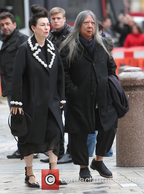 Odette Rocha and John Rocha 2