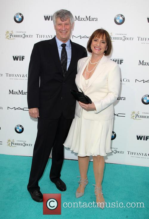 Patti Lupone and Matthew Johnston
