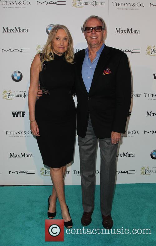 Peter Fonda and Margaret Devogelaere 2
