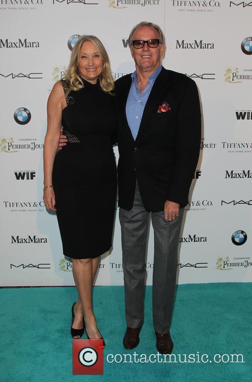 Peter Fonda and Margaret Devogelaere 3