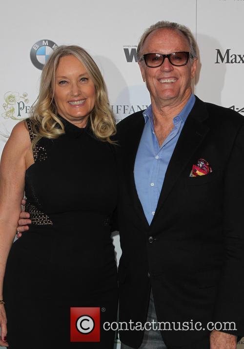 Peter Fonda and Margaret Devogelaere 4