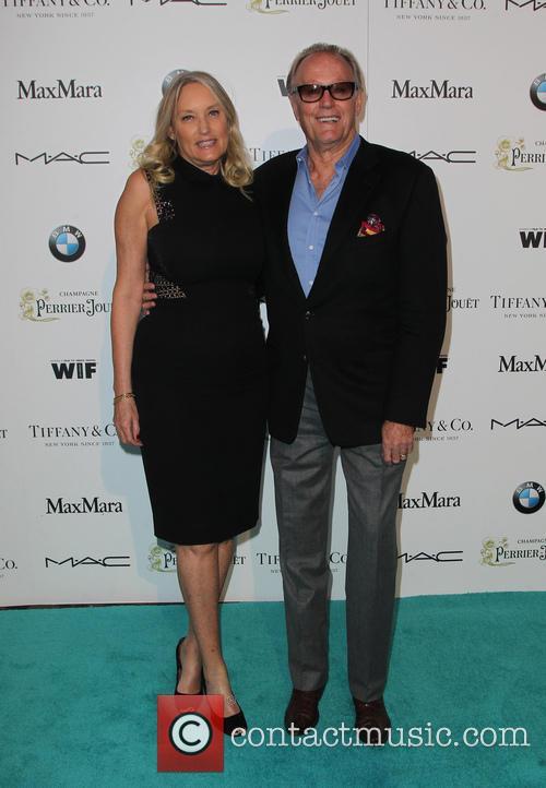 Peter Fonda and Margaret Devogelaere 1