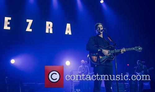 George Ezra performing live