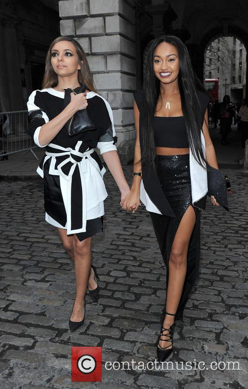 Jade Thirlwall and Leigh-anne Pinnock 3
