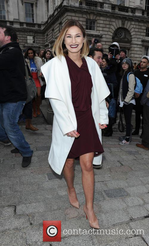 London Fashion Week A/W 2015 - DAKS -...