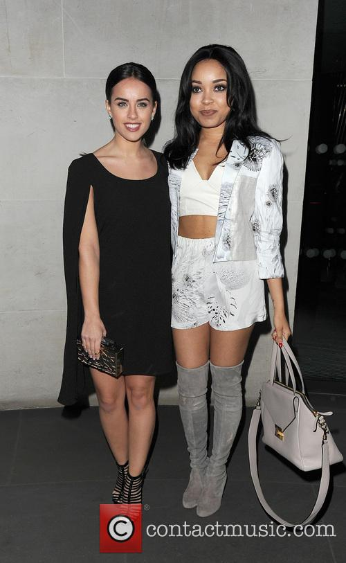 Georgia May Foote and Dionne Bromfield 6